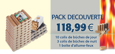 Pack d�couverte B�ches
