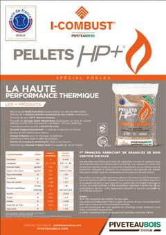 Toute la documentation PDF sur les granulés de bois Pellets