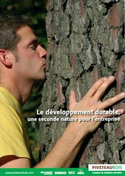 Les engagements éco-responsables de Piveteau Bois